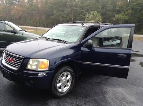 2008 GMC Envoy for sale in Greenwood, SC