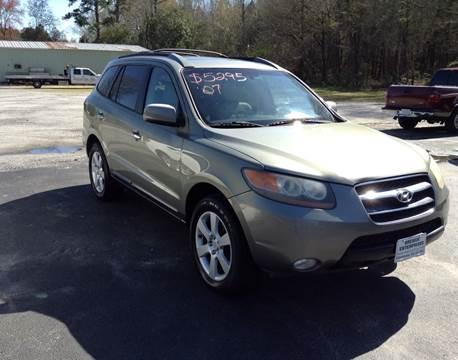 2007 Hyundai Santa Fe for sale in Greenwood, SC