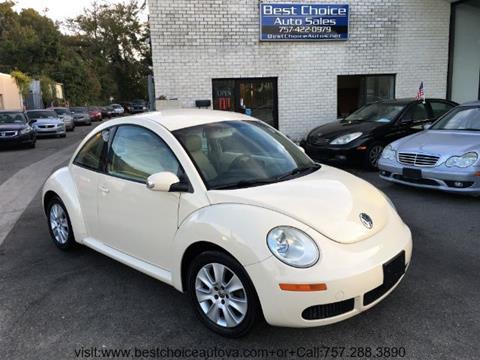 2010 Volkswagen New Beetle for sale in Virginia Beach, VA