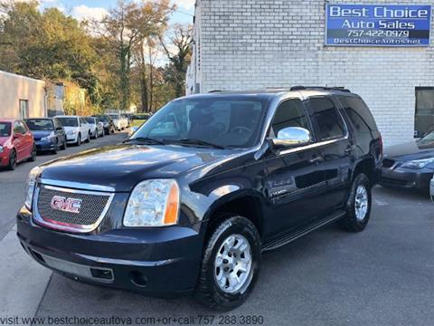 2007 GMC Yukon for sale in Virginia Beach, VA