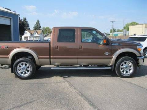 2011 Ford F-350 Super Duty for sale in Blooming Prairie, MN