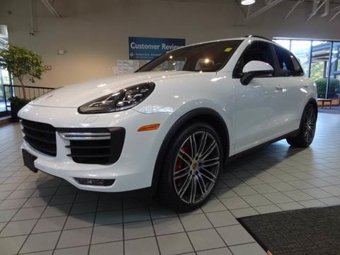 2015 Porsche Cayenne for sale in Midlothian, VA