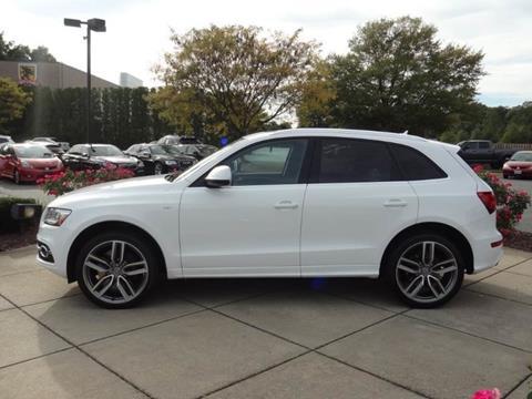 2014 Audi SQ5 for sale in Midlothian, VA