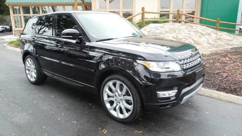 2014 Land Rover Range Rover Sport for sale in Midlothian, VA
