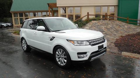 2015 Land Rover Range Rover Sport for sale in Midlothian, VA