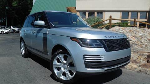 2018 Land Rover Range Rover for sale in Midlothian, VA