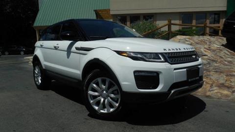 2018 Land Rover Range Rover Evoque for sale in Midlothian, VA