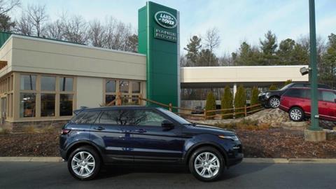 2017 Land Rover Range Rover Evoque for sale in Midlothian, VA