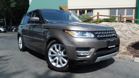 2016 Land Rover Range Rover Sport for sale in Midlothian, VA