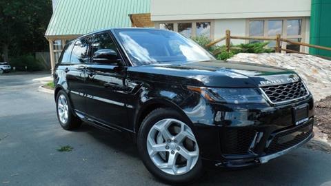 2018 Land Rover Range Rover Sport for sale in Midlothian, VA