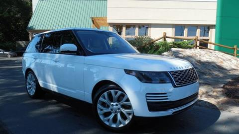2019 Land Rover Range Rover for sale in Midlothian, VA