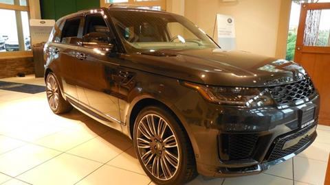 2019 Land Rover Range Rover Sport for sale in Midlothian, VA