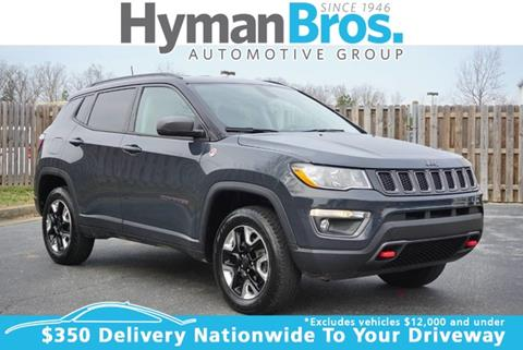 2018 Jeep Compass for sale in Midlothian, VA