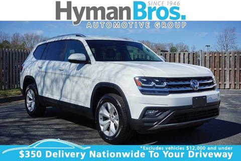 2018 Volkswagen Atlas for sale in Midlothian, VA