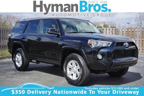 2018 Toyota 4Runner for sale in Midlothian, VA