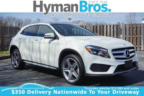 2016 Mercedes-Benz GLA for sale in Midlothian, VA