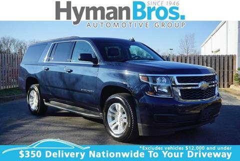 2019 Chevrolet Suburban for sale in Midlothian, VA