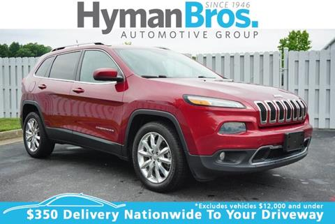 2014 Jeep Cherokee for sale in Midlothian, VA