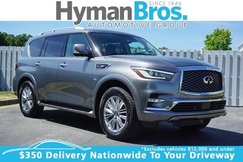 Qx80 For Sale >> Used Infiniti Qx80 For Sale In Virginia Carsforsale Com