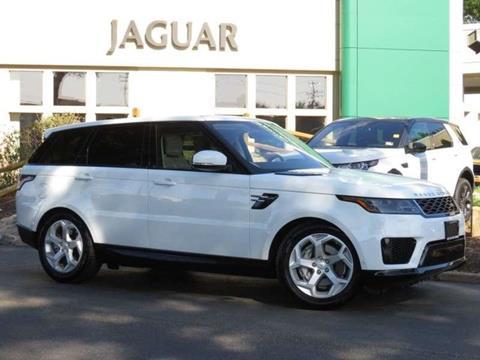 2020 Land Rover Range Rover Sport for sale in Midlothian, VA