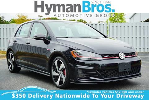2018 Volkswagen Golf GTI for sale in Midlothian, VA
