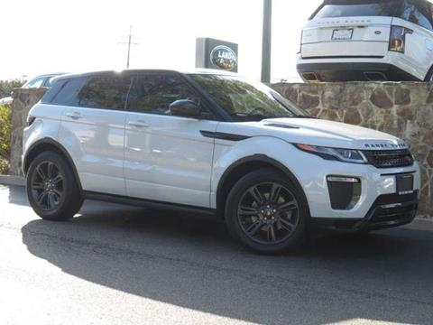 2019 Land Rover Range Rover Evoque for sale in Midlothian, VA