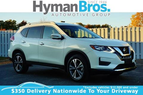 2019 Nissan Rogue for sale in Midlothian, VA