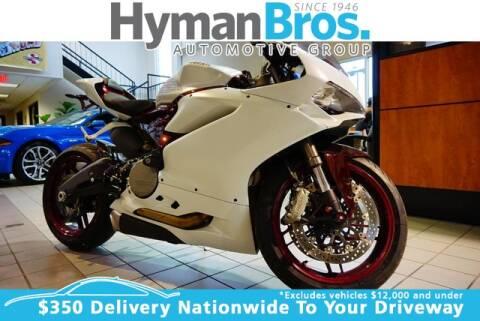 2016 Ducati Panigale for sale in Midlothian, VA