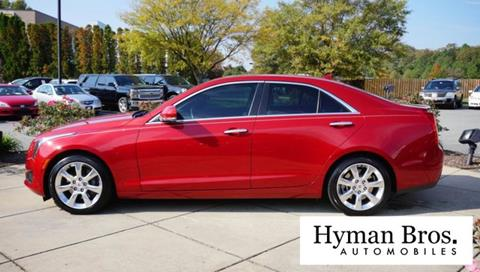 2013 Cadillac ATS for sale in Midlothian, VA
