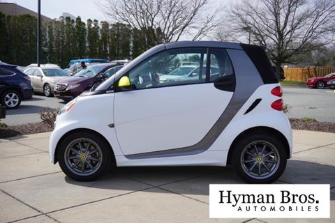 2014 Smart fortwo for sale in Midlothian, VA