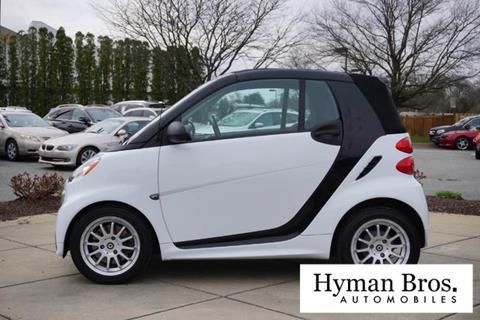 2014 Smart fortwo for sale in Midlothian, VA