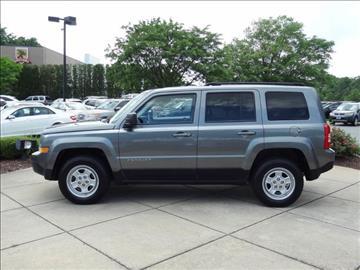 2012 Jeep Patriot for sale in Midlothian, VA