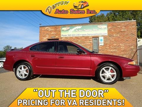 2004 Oldsmobile Alero for sale in Locust Grove, VA