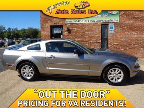 2008 Ford Mustang for sale in Locust Grove, VA
