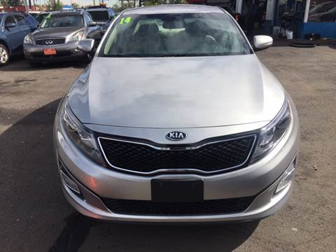 2014 Kia Optima for sale in Denver, CO