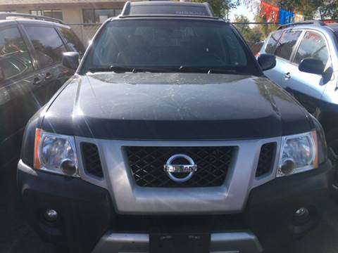 2010 Nissan Xterra for sale in Denver, CO