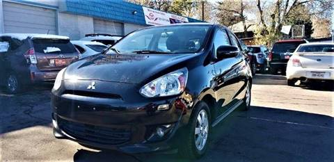 2015 Mitsubishi Mirage for sale in Denver, CO