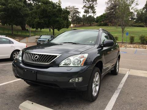 2009 Lexus RX 350 for sale at Best Buy Imports in Fullerton CA