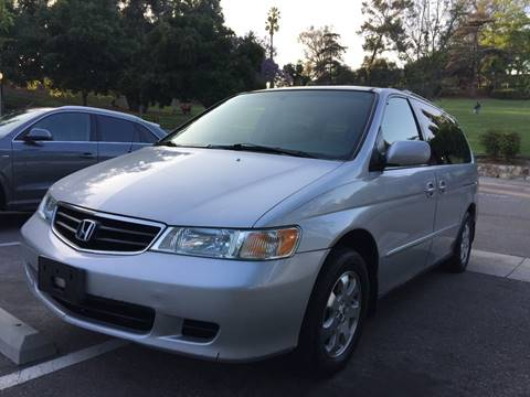 2003 Honda Odyssey for sale at Best Buy Imports in Fullerton CA