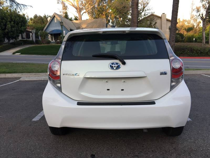 2014 Toyota Prius c for sale at Best Buy Imports in Fullerton CA
