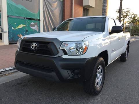 2015 Toyota Tacoma for sale at Best Buy Imports in Fullerton CA