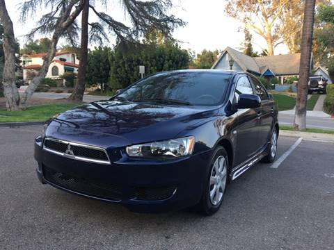 2013 Mitsubishi Lancer for sale at Best Buy Imports in Fullerton CA
