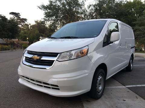 2015 Chevrolet City Express Cargo for sale at Best Buy Imports in Fullerton CA