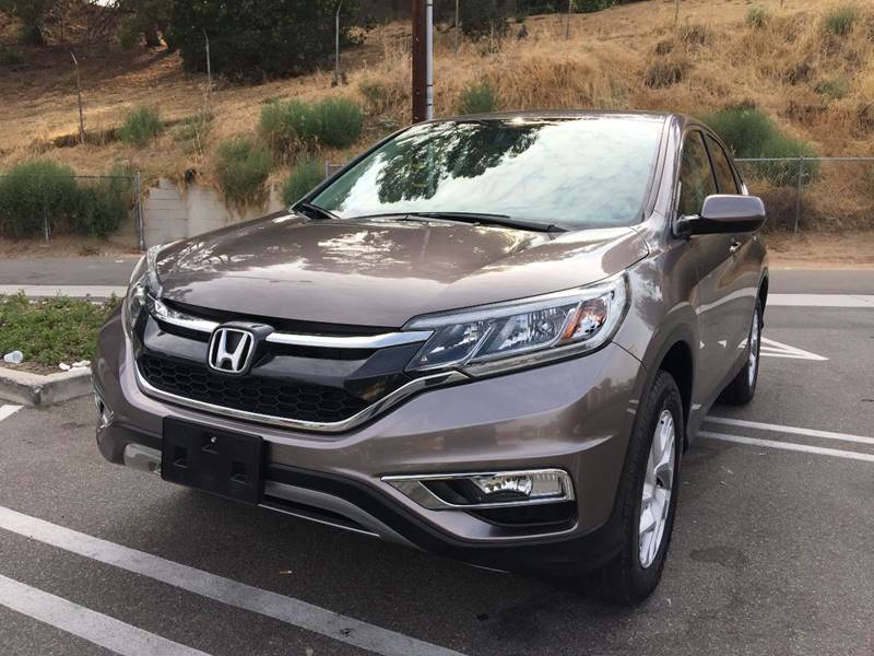 2015 Honda CR-V for sale at Best Buy Imports in Fullerton CA