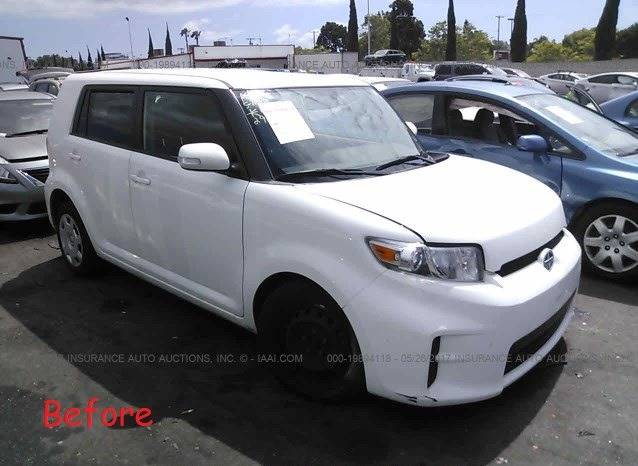 2012 Scion xB for sale at Best Buy Imports in Fullerton CA