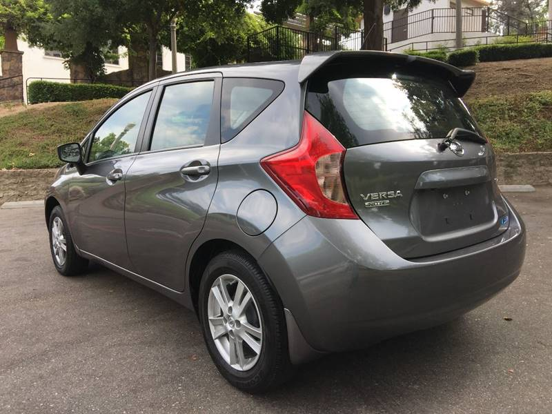 2016 Nissan Versa Note for sale at Best Buy Imports in Fullerton CA