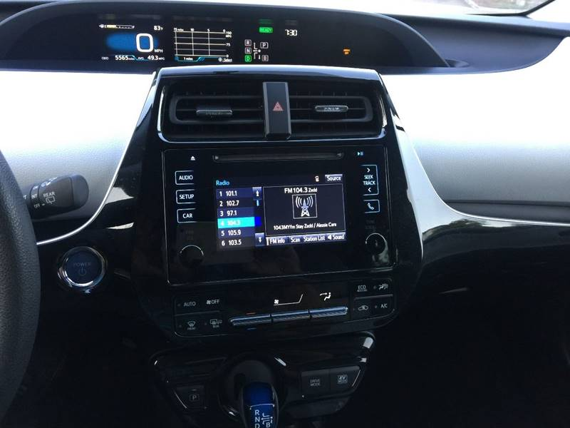 2016 Toyota Prius for sale at Best Buy Imports in Fullerton CA