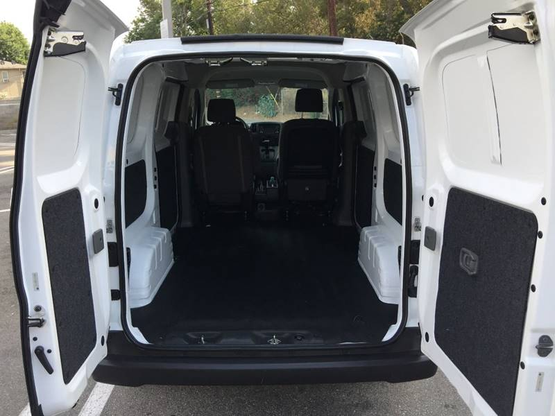 2015 Nissan NV200 for sale at Best Buy Imports in Fullerton CA