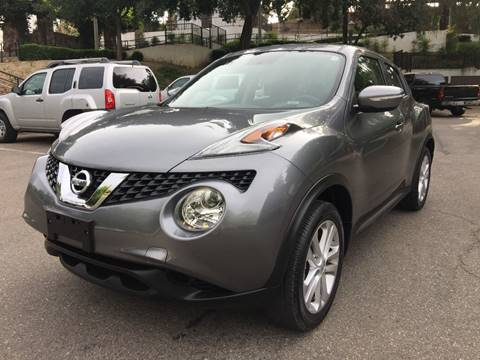 2016 Nissan JUKE for sale at Best Buy Imports in Fullerton CA