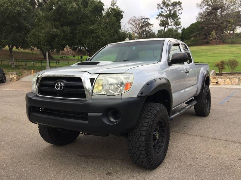 2007 toyota tacoma v6 in fullerton ca best buy imports. Black Bedroom Furniture Sets. Home Design Ideas